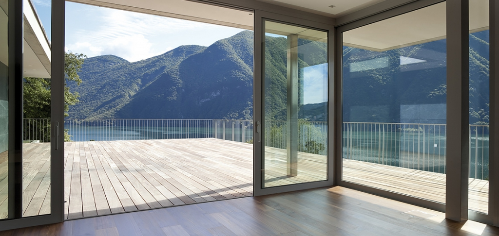 If you want a modern house with bright and spacious rooms that offer a great view of nature then the choice of sliding doors is the way you need. & Panoramic Doors u2013 Romserv Invest